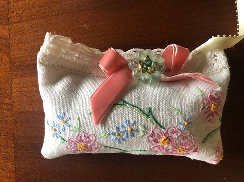 Pincushion  - Pink Ribbon