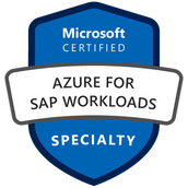 specialty azure for sap workloads