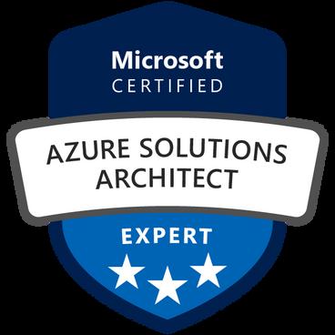 azure solutions architect expert