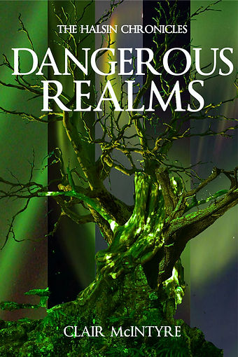 Cover of Dangerous Realms