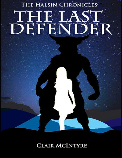 Cover of The Last Defender