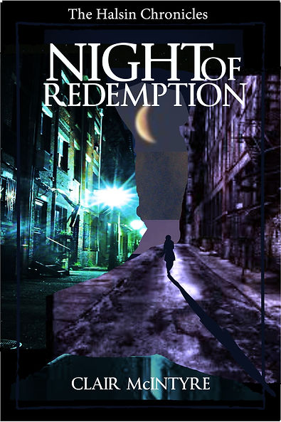 Cover of Night of Redemption