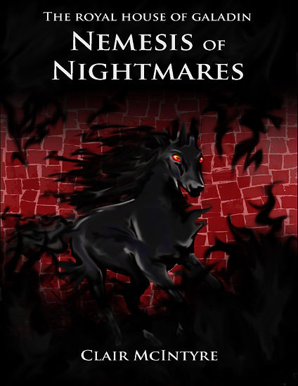 Cover of Nemesis of Nightmares