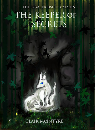 Cover of The Keeper of Secrets