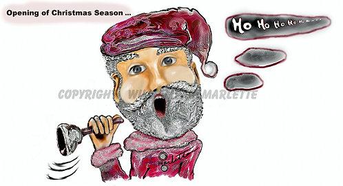 Mellow Santa