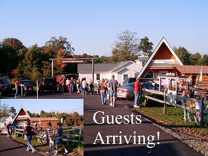 Guests Arriving.JPG