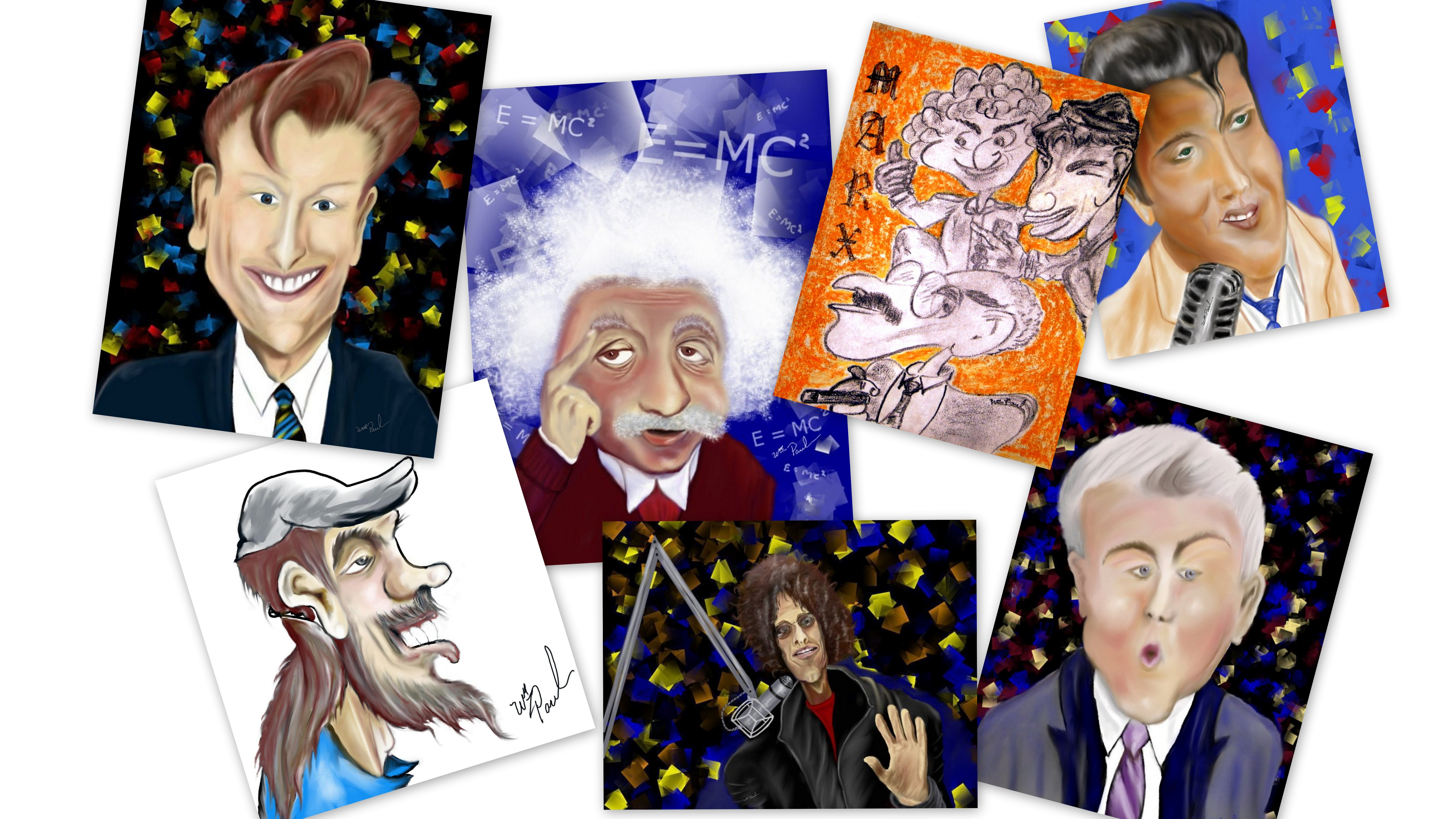 CaricatureCollage