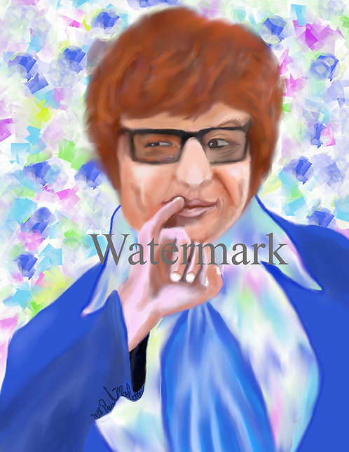 Oh, Behave (Mike Myers aka, Austin Powers)