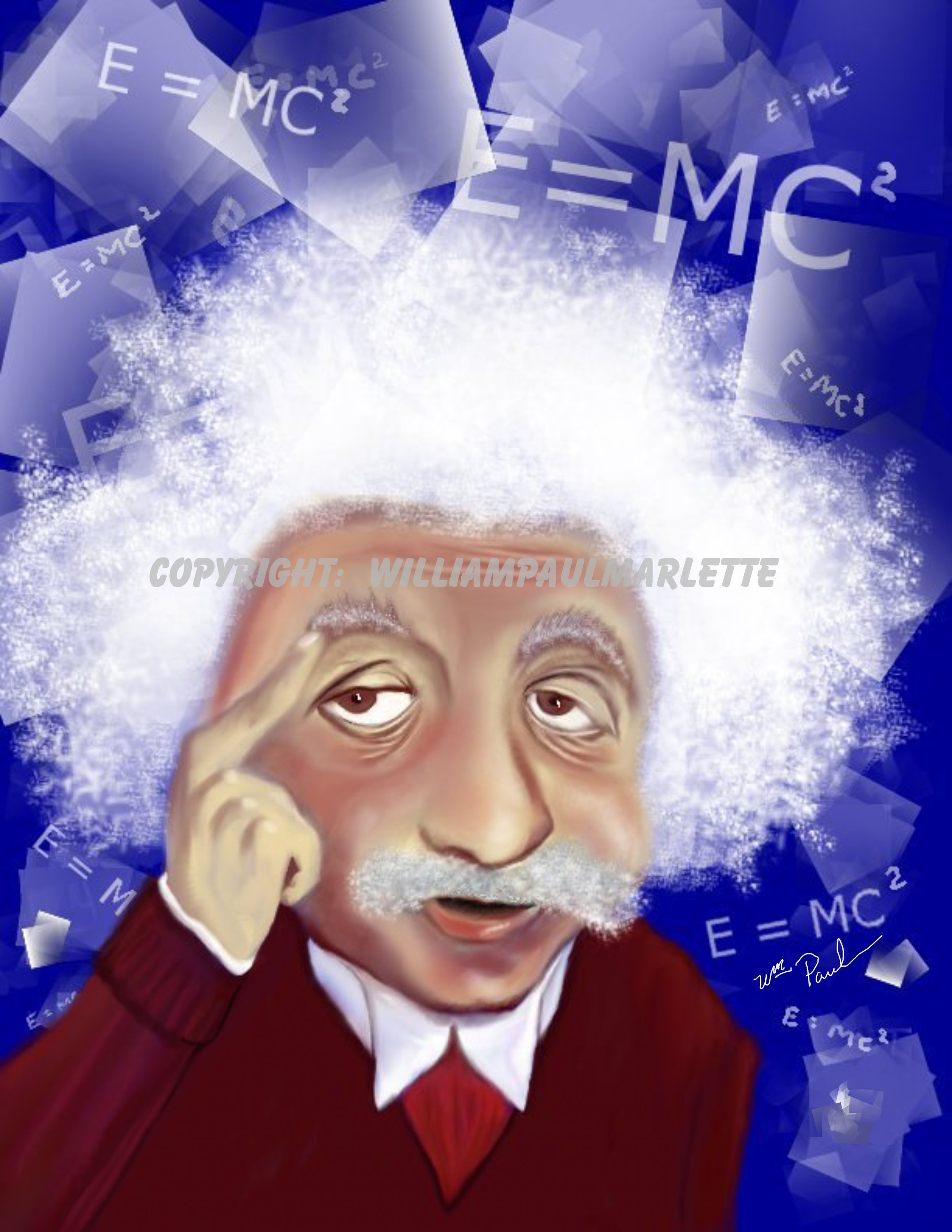 Einstein Copyright