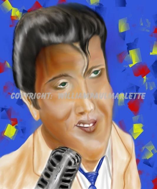 Elvis Copyright