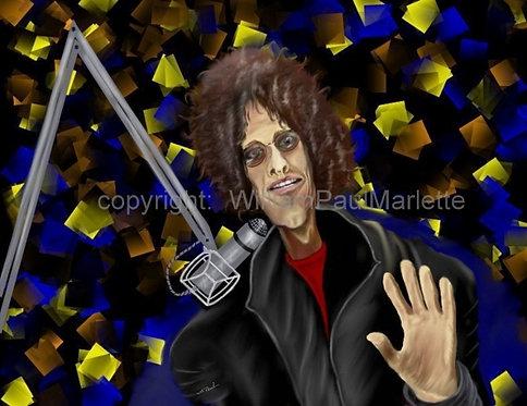 Howard Stern (Full Color)