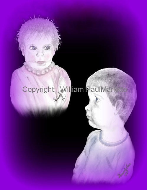 Children's Portraits (Sample)