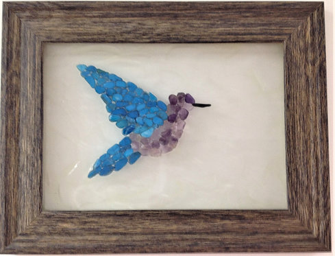 SOLD...Hummingbird