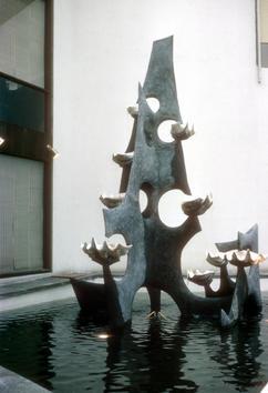 fountain by N Veloso Abueva