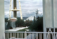 Space Needle from US Science Pavillion