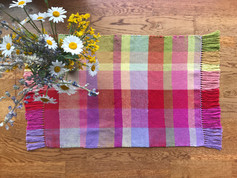 WEAVING AND SEWING