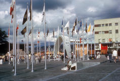 State Flag Plaza