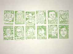 FAMILY STAMPS