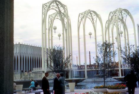 US Science Pavilion