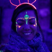 Glow In The Flow Halloween Class