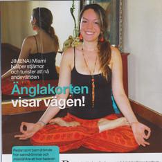 Interview with Nära Magazine Sweden
