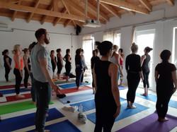 yoga and agritourism