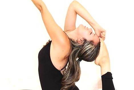 Jimena Lujan Yoga Teacher