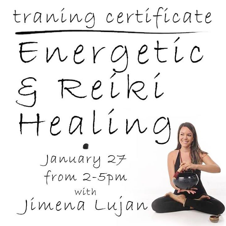 Reiki Level 1 Training