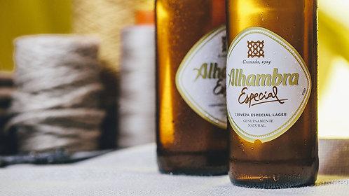 Alhambra Especial (4 Bottles)