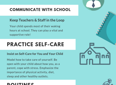 7 Tips to Help Your Child Work Through Feeling Overwhelmed