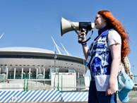 Иностранцам запретили быть волонтёрами на матчах Евро-2020 в Петербурге