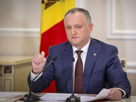 Додон планирует обсудить с руководством России новую амнистию для трудовых мигрантов