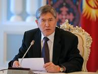 Атамбаев просит Путина вывести кыргызстанцев из черного списка ФМС