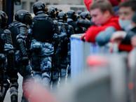 МВД запретило въезд 122 иностранцам за участие в протестах в Москве