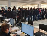 Минтруд Узбекистана подсчитал отправленных с начала года на работу в Россию узбекистанцев