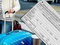 С 28 октября вступит в силу новый бланк уведомления о прибытии в место пребывания иностранного гражд