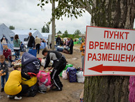 В Нижегородской области изменили срок пребывания беженцам с Украины, размещенным в пунктах временног