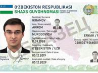 В Узбекистане полным ходом идет замена паспортов на ID-карты