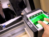 Украина вводит биометрический контроль для иностранных граждан на границе