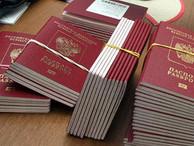В МВД рассказали, сколько украинцев стали россиянами