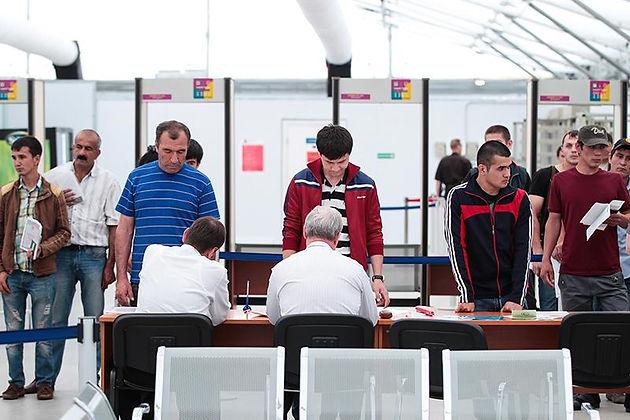 Работа в москве с патентам порядок регистрации граждан рф в казахстане