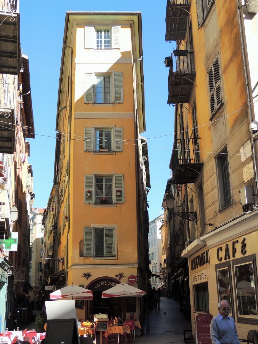 Rue Vieux Nice