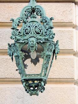 Luminaire Opéra de Nice