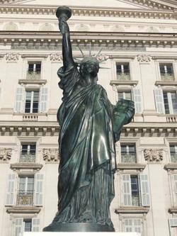 Statue de la Liberté (baie des Anges