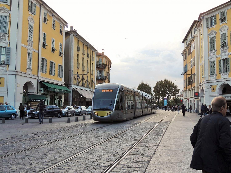 Place Garibaldi Tramway