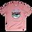 Thumbnail: Desert Pink Logo Crew Neck T-Shirt