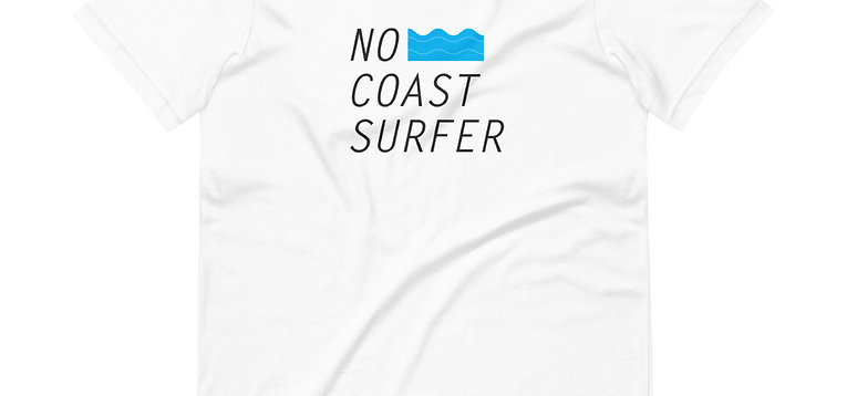 No Coast Surfers - Made in the USA T-Shirt