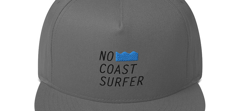 No Coast Surfers Snapback Hat