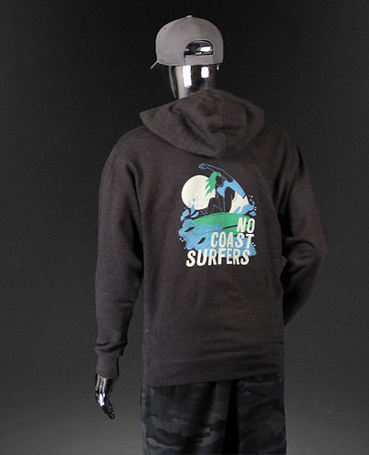Charcoal pullover mid-weight Hoodie