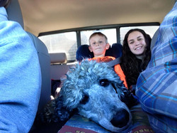 Mira, family trip
